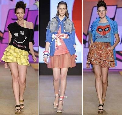Moda Adolescente 2012 – Tendências e Modelos