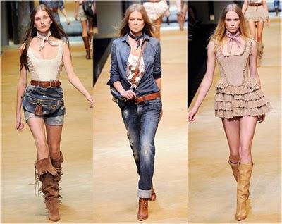 Moda Country Feminina 2012 – Tendências e Dicas