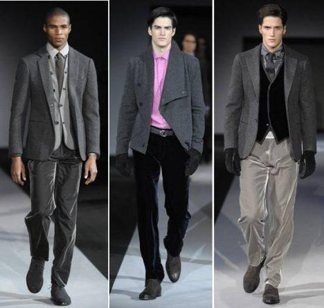 Esporte Fino Masculino Moda 2012
