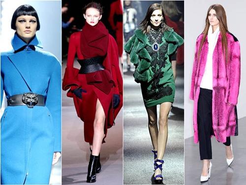 Tendências da Moda Outono Inverno 2013