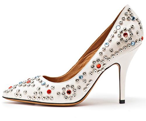 Modelos de Sapatos com Pedras – Tendências, Fotos