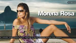 Coleção Morena Rosa 2012