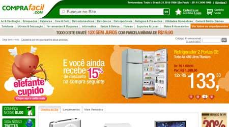 Ofertas Site Compra Facil – www.comprafacil.com