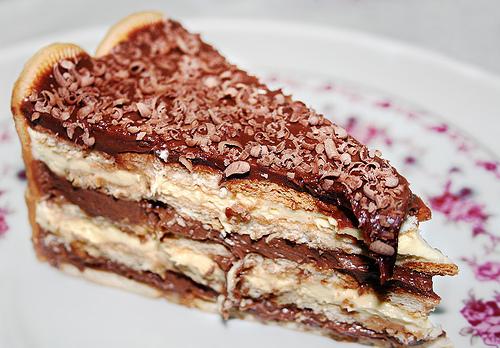 Pavê de Chocolate da Ana Maria Braga – Receita, Passo a Passo