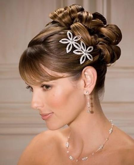 Penteados para Festas de Casamento 2014