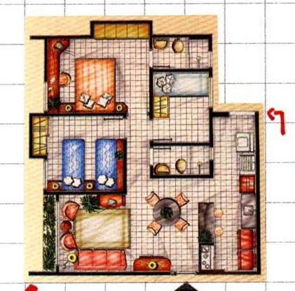 Plantas de Casas com 3 Quartos – Modelos e Dicas