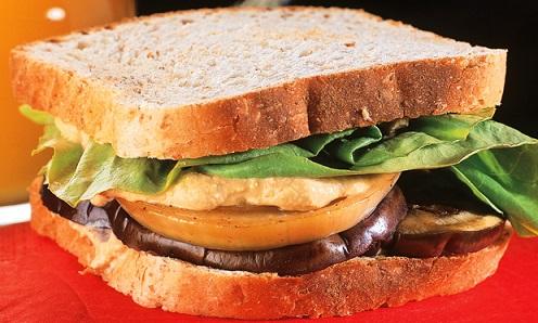 Receita de Sanduíche Vegetariano: Saiba como Preparar