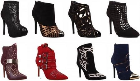 Sapatos Moda Inverno 2013
