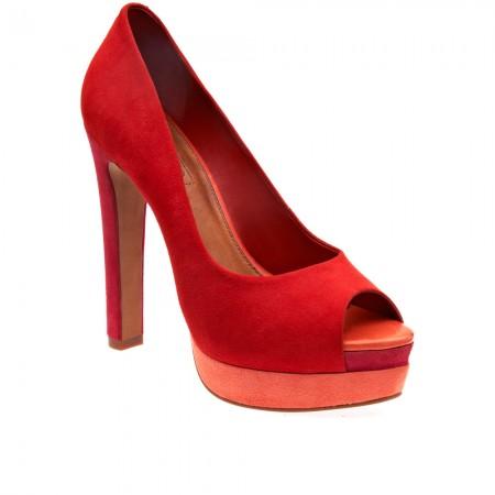 Sapatos Peep Toe – Tendências 2012