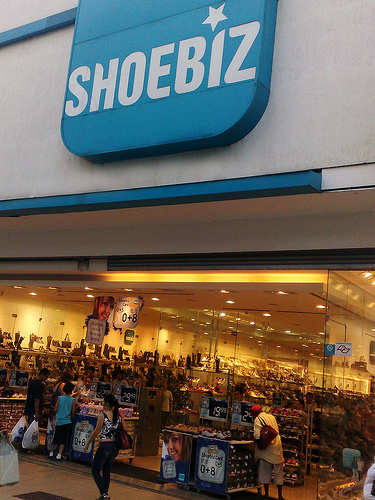 shoebiz calçados