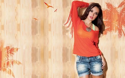 Shorts Jeans Verão 2013: Tendências, Dicas e Fotos