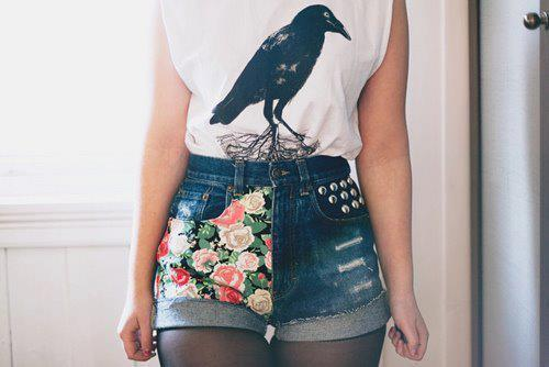 Shorts Personalizados Verão 2013, Dicas e Fotos