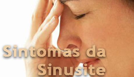 Sintomas da Sinusite – Informações