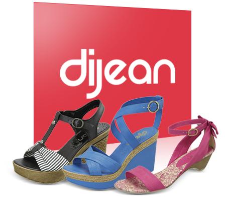 Site da Dijean – www.dijean.com.br