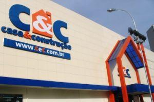 Site C&C Construção – www.cec.com.br