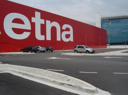 Site Etna Móveis – www.etna.com.br