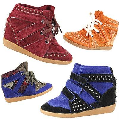 Sneakers Schutz – Tendências 2013