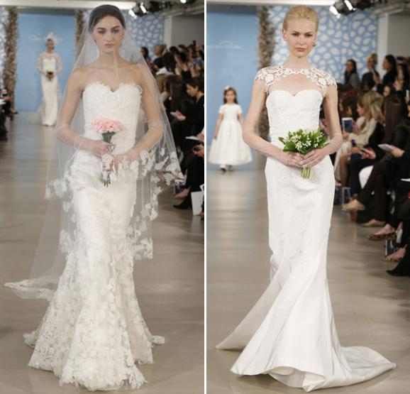 Vestidos de Noivas Tendências para 2014 – Modelos, Onde Comprar