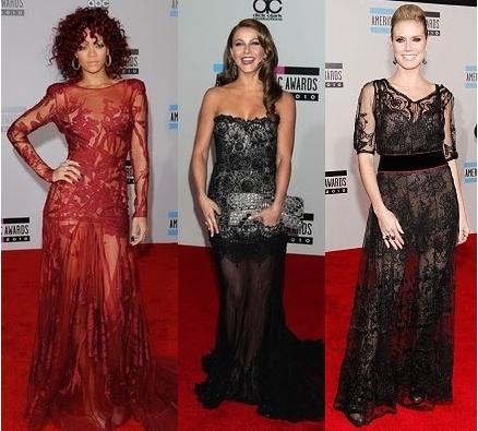Vestidos Longos de Renda 2013, Dicas e Modelos