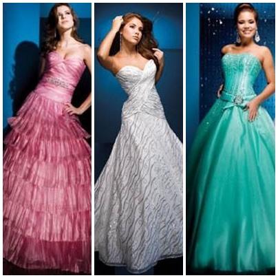 Vestidos para Debutantes 2012 – Dicas e Modelos