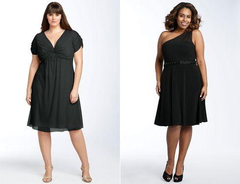 Vestidos Plus Size 2012